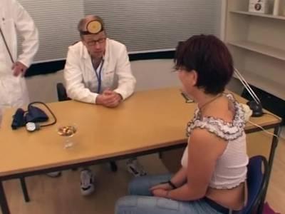 Hardcore-Arzt-Pornos
